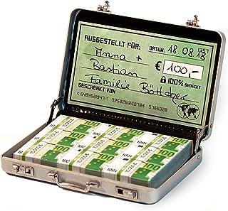 Chroma Products Geldkoffer als Geldgeschenk oder für Gutsch
