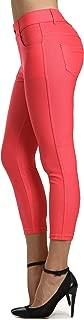 Women's Jean Look Jeggings Tights Slimming Many Colors Spandex Leggings Pants Capri S-XXXL
