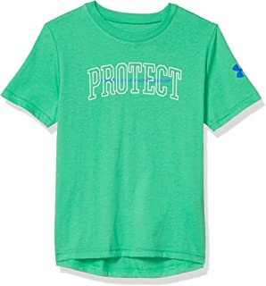 Under Armour Boys' Tech Protect This House Short Sleeve T-Shirt