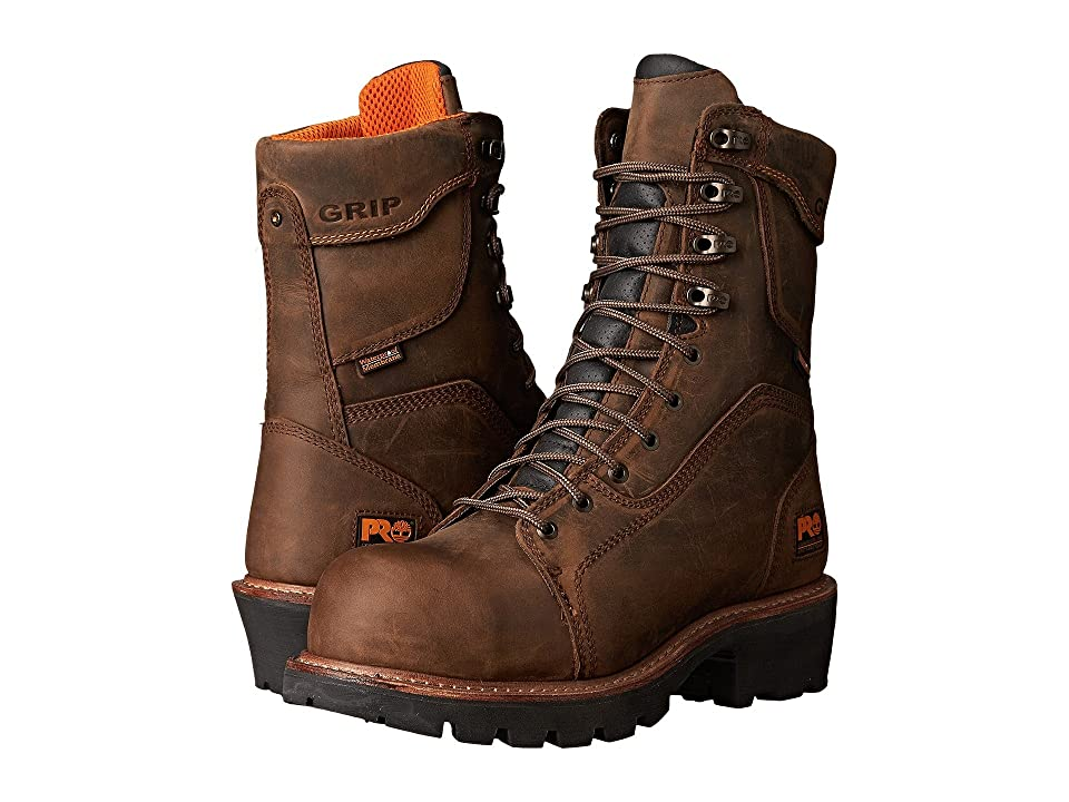 Timberland PRO - Timberland PRO 9 Composite Safety Toe Waterproof Insulated Logger