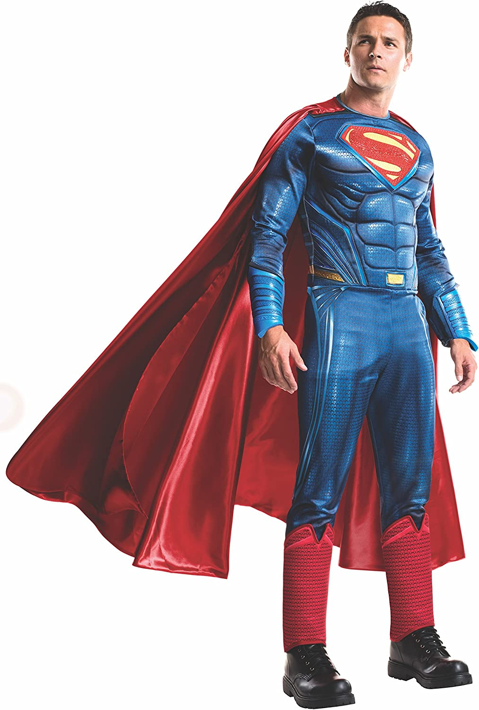 Rubie's Men's Batman v Bargain sale Superman: Grand Heritage Quality inspection Dawn Justice of