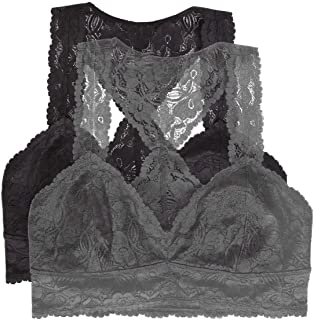 Best felina lace bralette 2 pack Reviews