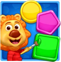 Colors and Shapes - Kids Learn Color and Identify Shape