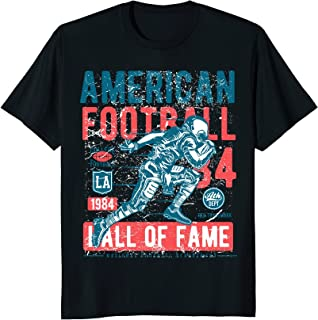 American Football Hall Of Fame T Shirt