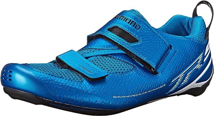 SHIMANO SH-TR9 Cycling Shoe - Men's Blue; 45