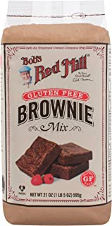 Bobs Red Mill Brownie Mix, 21 Ounce