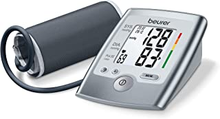 جهاز قياس ضغط دم الذراع العلوي من بورر مع شاشة ال سي دي- BM35