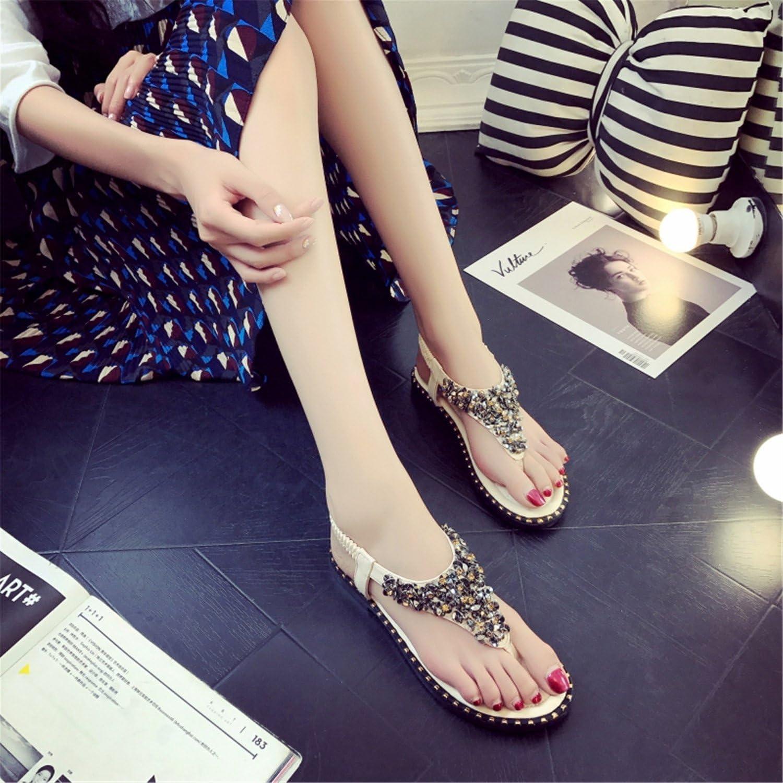 Dearlly shoes Woman Sandals High Heels Summer Sandals Sandalias women New Slippers Bohemia Sandals ForSummer Sandals Women