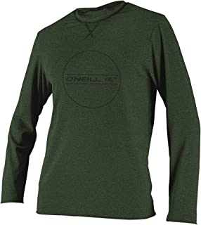 O'NEILL Youth Hybrid L/S Sun Shirt Dark Olive