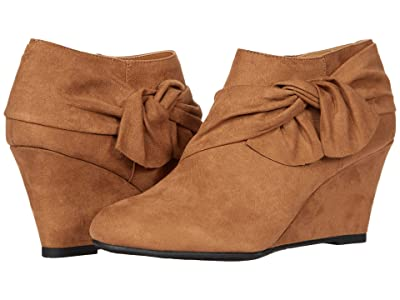 CL By Laundry Viveca Super Suede (Tobacco) Women