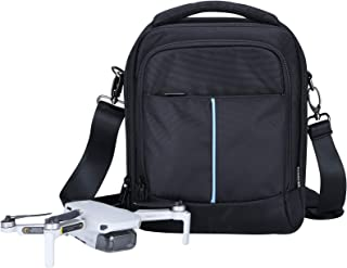 Lykus S1 Bag for DJI Mavic Mini/Spark/Tello, Perfectly Fit Fly More Combo and More Items, 3-in-1 Case/Shoulder Bag/Cross-B...