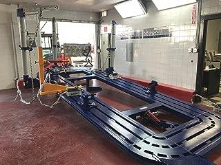 car body frame machine