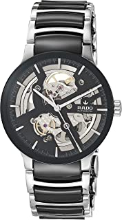 Rado Men's Centrix Open Heart Swiss Automatic Watch