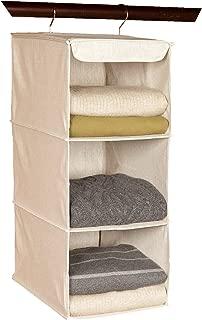Richards Homewares 3 Shelf Sweater Organizer, 10