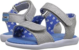 Strappy Sandal (Infant/Toddler/Little Kid)
