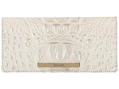 Brahmin Melbourne Ady Wallet (Daydream) Wallet Handbags