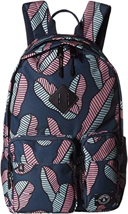 Academy Recycled Backpack (Little Kids/Big Kids)