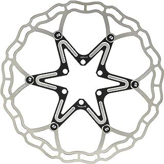 Quaxar Axim Disc 180 Mm-黑色/银色 2 件,黑色,银色,180 毫米