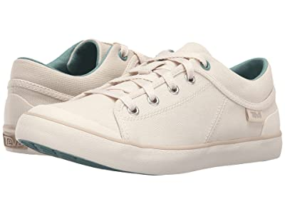 Teva Freewheel Washed Canvas (Natural) Women