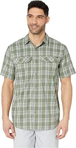 Silver Ridge Lite Plaid Short Sleeve Shirt