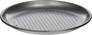 Cuisinart CMBM-4PP 4 Piece Pizza Pan Set, Mini, Steel Gray