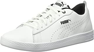 PUMA Womens Smash WNS V2 Leather Perf