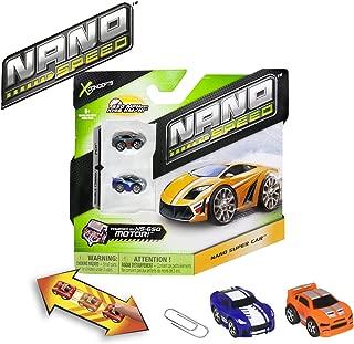 NanoSpeed Cars, 2 Pack