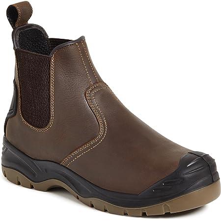 Apache Men's Ap715sm Safety Boots