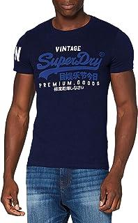 Superdry Men's Vl Ns Tee T-Shirt