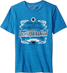Lucky Brand Kids - Fortunate Short Sleeve Tee (Toddler)
