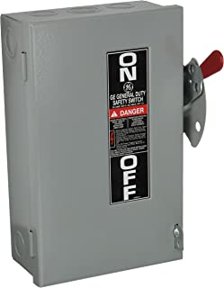 GE ENERGY INDUSTRIAL SOLUTIONS TG3221CP 30A GD Safe Switch
