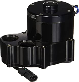 radiator mounted water pump