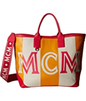 MCM - Ilse Canvas Shopper Medium