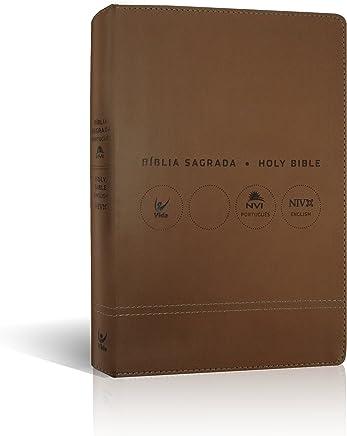 Bíblia NVI - Capa Marrom