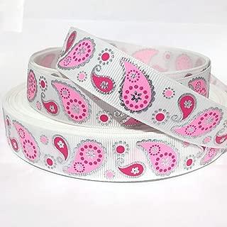 Best pink paisley ribbon Reviews