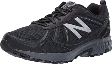 New Balance Men's MT410v5 Cushioning Trail Running Shoe Runner, Medium