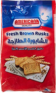 Americana Rusk Diet Red 375G