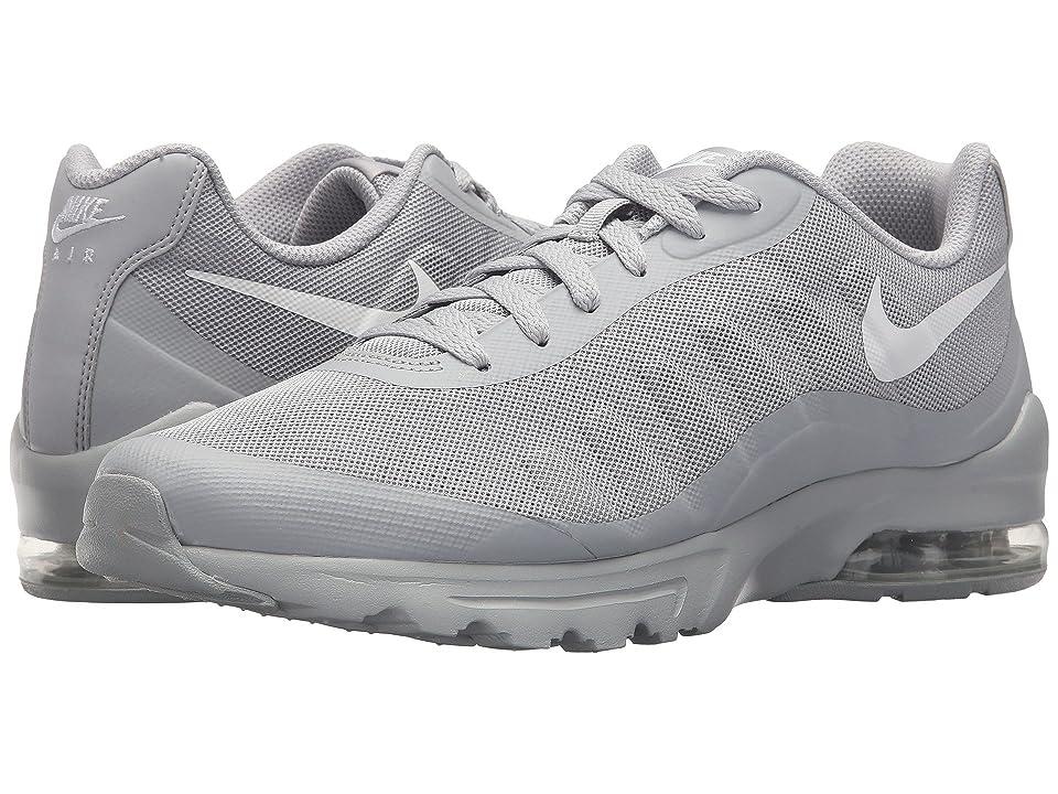 Nike Air Max Invigor (Wolf Grey/White 2) Men's Cross Training Shoes, Gray