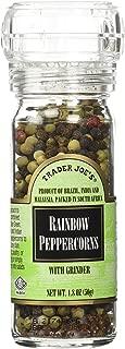 Trader Joe's Rainbow Peppercorns Pepper with Grinder (2 Pack)