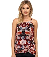 Sam Edelman - Stella Printed 3 Layer Tank Top