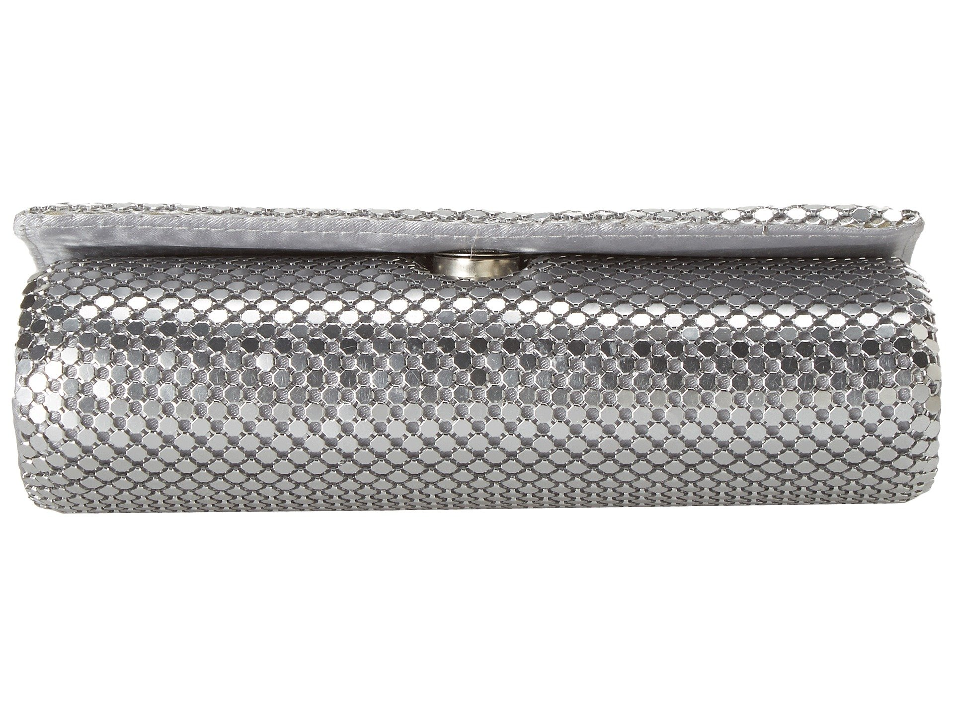 Mcclintock Roll Silver Jessica Bag East Metal west Mesh 1xXqnpd