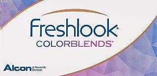 Freshlook Colorblends Green (-4.50) - 2 Lens Pack