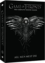 Game of Thrones: S4 (DVD)