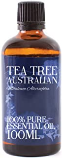 Mystic Moments Tea Tree Australian Essential Oil - 100Ml Pure