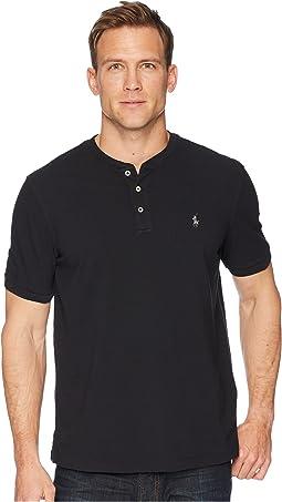 Polo Ralph Lauren - Featherweight Mesh Short Sleeve Knit Henley