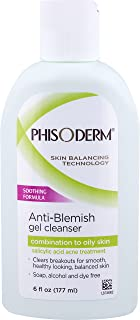 Phisoderm Anti-Blemish Gel Cleanser 6 oz