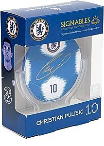 Signables Premium Collectible - Chelsea Pulisic. Facsimile Signature - Memorabilia Soccer Official Collectors Item