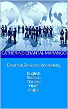 Essential Business Vocabulary  English Russian Chinese Hindi Arabic