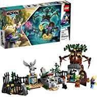 LEGO Hidden Side Graveyard Mystery 70420 Building Kit, App Toy for 7+ Year Old Boys and Girls,...