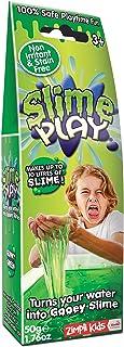Gelli Baff 5222 Slime Play Powder, 50 g, Green